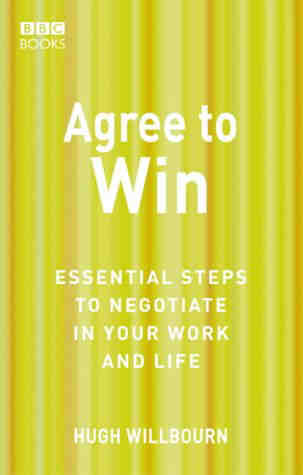 agree to win book - inspirational books