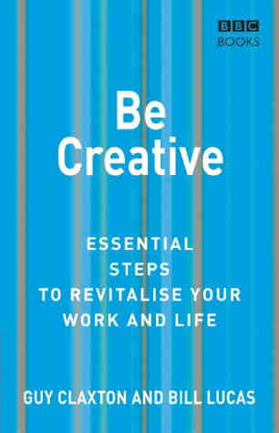 be creative book - inspirational books